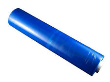 6 x BLUE PALLET STRETCH WRAP + FREE p&p INDESTRIAL STRONG SAME DAY DISPATCH!!!
