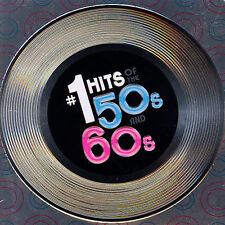 #1 Hits of the 50s and 60s Madacy Various Artists 3 disc in a metal case TROGGS