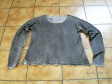 Rundholz black Label,Pullover/Shirt,XL,fein.Baumwollstrickstoff,neu,LagenlTraum.