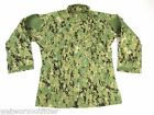 Crye Precision Navy Custom AOR2 Field Shirt XL-L NAVY SEAL DEVGRU NSW BDU BLOUSE
