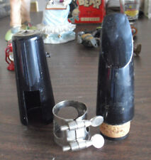 Vintage Selmer Goldentone 3 Clarinet Mouthpiece