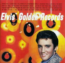 ELVIS PRESLEY : ELVIS' GOLDEN RECORDS / CD - TOP-ZUSTAND