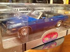 Geeenlight 1/18 1971 Dodge Challenger 1 of 750 SuperCar Collectible item 50808