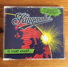 KINGMAKER 10 Years Asleep CD 4 Track Part 2 @@LOOK@@