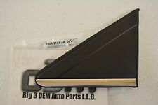 Chrysler Town and Country LH Side Mirror Flag Applique Trim new OEM 1BE431XFAA
