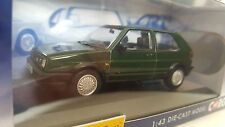 CORGI Vanguards VA13604A VW Golf Green 1-43 scale model car