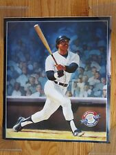 1991 Anheuser Busch REGGIE JACKSON No 44 NEW YORK YANKEES Beer Poster
