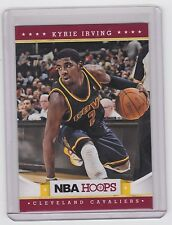 2012-13 NBA HOOPS KYRIE IRVING ROOKIE RC # 223 DUKE ROY CAVALIERS WITH LEBRON