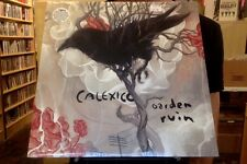 Calexico Garden Ruin LP sealed vinyl + mp3 download