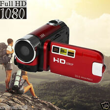 "HD 1080P 16MP 16X Digital Video Zoom Camcorder Camera DV DVR 2.7"" TFT LCD HOT"