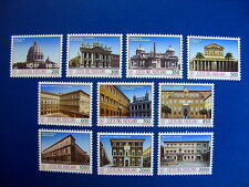 1993 Architecture MNH Stamps from Vatican