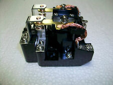 5 - 240 V. Ac.  DPDT 40 A. POWER RELAY +  ONE FREE