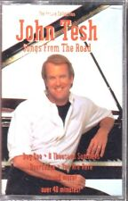Songs from the Road by John Tesh (Cassette) BRAND NEW FACTORY SEALED
