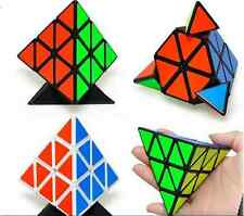 Triangle Pyramid Magic Cube Black Pyraminx Twist Puzzle Rubik Intelligence Hot
