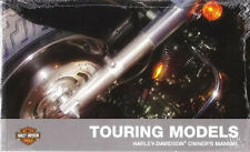 2008 Harley Touring Electra Glide Classic Road King Owner's Owners Owner Manual