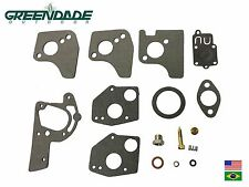 CARBURETOR OVERHAUL KIT FOR B&S REPLACES OEM  494624 495606 FITS  80200  81200