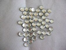 CRAFT / 7mm  SS34 CLEAR CRYSTAL RHINESTONE IRON ON HOT FIX TRANSFER 150 piece
