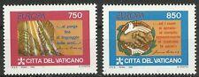 CEPT 1995/ Vatikan MiNr 1141/42 **