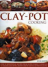 Clay Pot Cooking: Over 50 sensational recipes from slow-cooked casseroles to tag