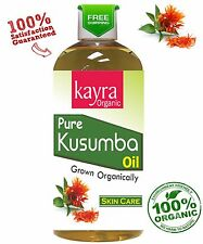 Kusumba Oil 100 ml (Safflower) for Thanaka Powder Permanent Hair Removal