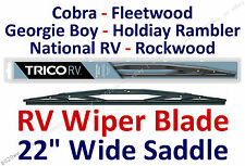 "Wiper Blade Holiday Rambler, National RV, Rockwood RV / Motorhome 22"" - 67221"