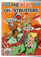 Marvel The Real GHOSTBUSTERS Comic - 16 June 1990, No.105