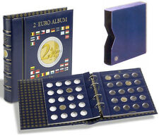 Vista - 2-Euro Coin Album with 4 Pages - Including Matching Slipcase