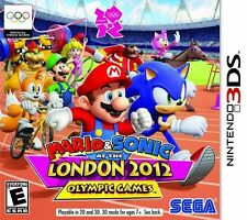 Mario & Sonic at the London 2012 Olympic Games - Nintendo 3DS Game