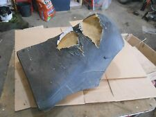 Bombardier Traxter 500 Rotax XL500 2001 01 seat saddle