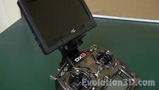 Deluxe Spektrum DX9 Adjustable Quick Release FPV LCD Monitor Mount