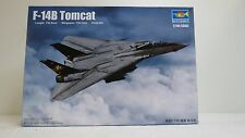 F-14B Tomcat Trumpeter 03918 1 : 144 NEU ungeöffnete OVP (FS )