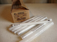 Lot of 6 GE Bulbs GE F6T5/CW Fluorescent Lamp Tube Light Bulbs 2 Pin