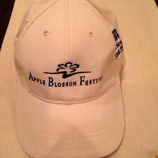 Apple Blossom Festival Adjustable Golf Hat