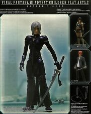 ACTION FIGURES - Final Fantasy VII Advent Children Play Arts 2 - No.7 Kadaj NEW