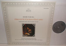 2533 042 Purcell Ode On St.Cecilia's Day Tiffin Choir Ambrosian ECO Mackerras