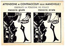 ANTINFORTUNISTICA ISTITUTO CONTRO GLI INFORTUNI - ROMA Cartolina NON VIAGGIATA