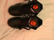 Bnwt authentique vintage reebok pump omni lite dee brown black baskets taille 9