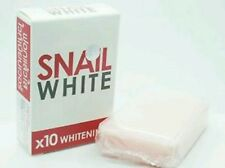 SNAIL WHITE GLUTATHIONE X10 WHITENING BEAUTY SKIN SOAP ANTI AGING