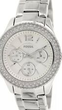 Fossil Women's Stella ES3588 Silver Stainless-Steel Quartz Watch