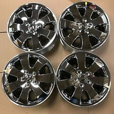 "NEW 2008 2009 2010 Jeep Grand Cherokee 18"" CHROME CLAD Factory Wheel OEM Rim"