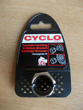 Bike Cycle Cyclo Campagnolo Bottom Bracket Cartridge Cassette Lockring Tool