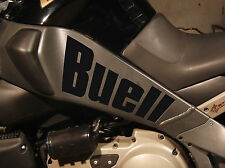 Buell XB9 XB12 1125 frame tank protection decal stickers # 345