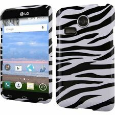 LG Sunrise L15G / Lucky L16C Hard Case Phone Cover Case + Free Screen Protector