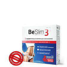 3 x BeSlim3 Be Slim 3 three-phase weight loss / 3 month supply / 270 capsules