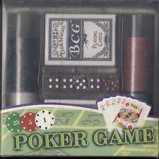 POKER GAME - GIOCHI DA TAVOLO - CARTE, DADI E FISCHER