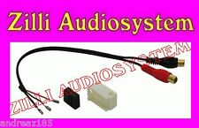 Phonocar 4/009 Interfaccia Audio Aux-in RCA per OPEL dal 2007 conn. Fakra