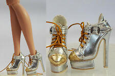 Doll Shoes/Boots/人形の靴 for Fashion Royalty Tropicalia Infusion Holograms Monster