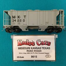 8615 Kadee HO Missouri Kansas Texas MKT Covered Hopper NIB