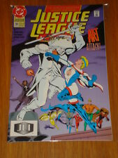 JUSTICE LEAGUE EUROPE #38 VOL 1 DC COMIC JLA MAY 1992