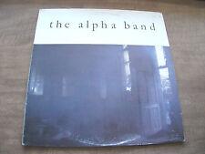 Lp-ALPHA BAND-1st-T-Bone Burnett, Steve Soles-1976